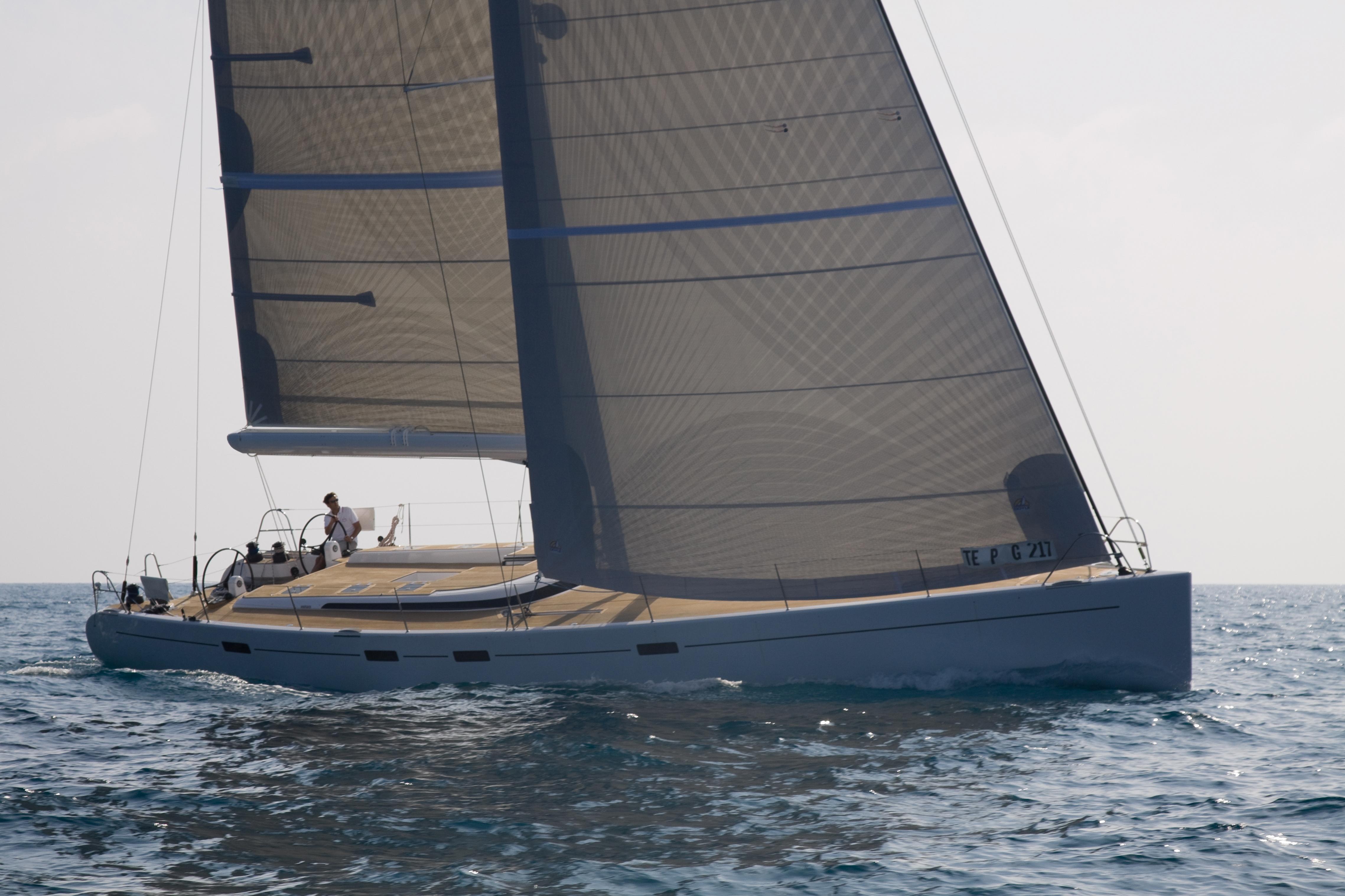 Fiberlay XC doyle Sails italia