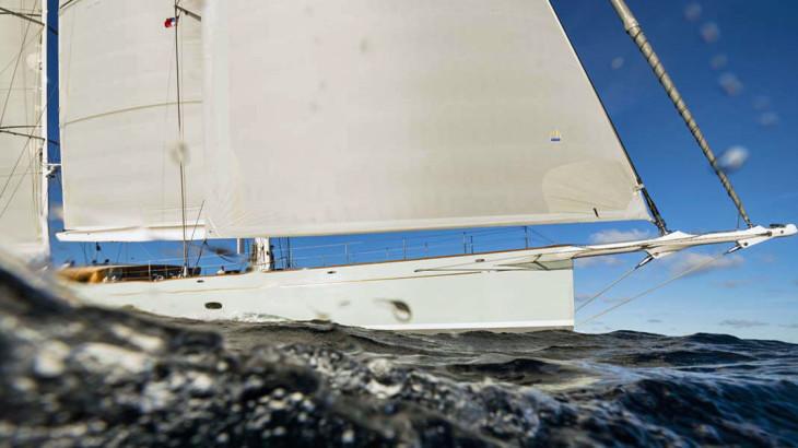 Royal Huisman Elfje Yachts